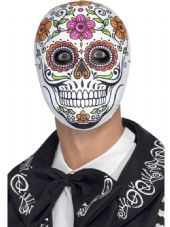 Mexican Day Of The Dead Setor Bones Mask